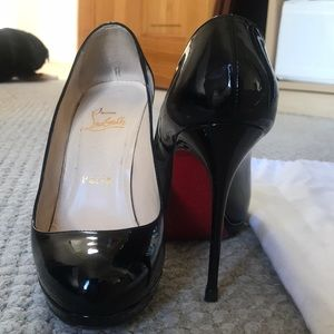 Christian Louboutin New Simple Pump 120